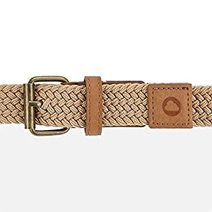 Mayoral 10.800br Boys' Elastic Belt Braided Brown