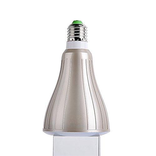 Tsuk Smart Bluetooth altoparlante da 52mm–Luce LED dimmerabile, multicolore luci LED cambia colore–Smart LED lampadine per casa, ufficio, feste, cene–5Watt (40Watt replacement)–Energy Effic