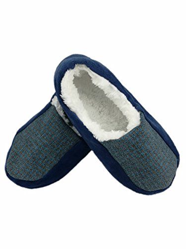 Blue dai Mens tai HGTGZ680 Floor Winter Socks Shoes Autumn Non Slippers Indoor Skid 7qF7S4