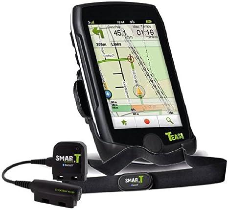 Teasi Pro 40-14-4528 - Navegador GPS para Bicicleta y Senderismo