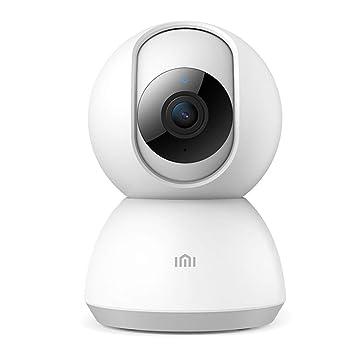 Amazon.com: Xiaomi 360° Home Camera, 1080P HD Wireless IP ...