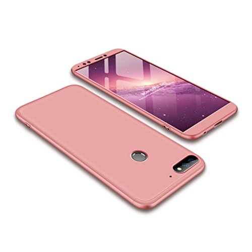 SOCINY Case For Huawei Y7 Prime 2018/Huawei Y7 2018,Coverage Degree