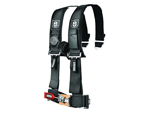 Pro Armor  Black 5-Point Harness with 3'' Pads A115230 by Pro Armor