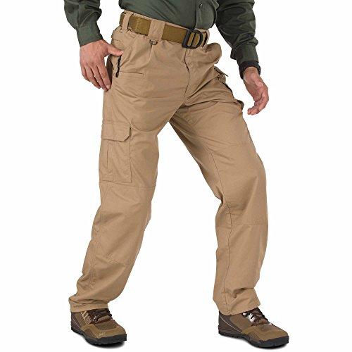 5.11 Men's Taclite Pro Tactical Pants, Style 74273, Coyote, 30Wx30L ()