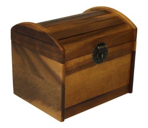 acacia recipe box - 2