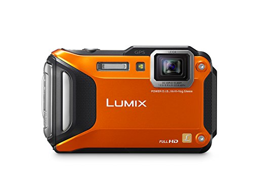 Panasonic DMC-TS6D LUMIX Waterproof Digital Camera