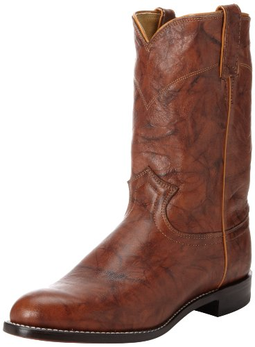 Cowboy Boot Single Stitched Welt Leather Outsole J-Flex
