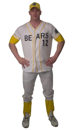 Incogneato BAD NEWS BEARS STANDARD COSTUME ADULT X-LARGE-NEW