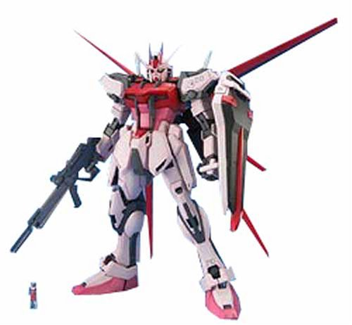 Bandai Hobby MG Strike Rouge Gundam Model Kit (1/100 Scale)