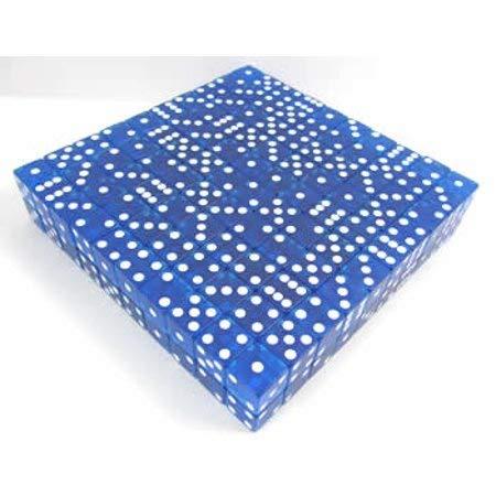 【2019春夏新作】 Blue Transparent Blue Square d6 16mm 200ea d6 200ea B008ESQL12, handmade mamiri:654b391c --- cliente.opweb0005.servidorwebfacil.com