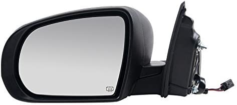 Fit System 60102C Jeep Cherokee Driver Side Replacement OE Style Heated Power Folding Mirror