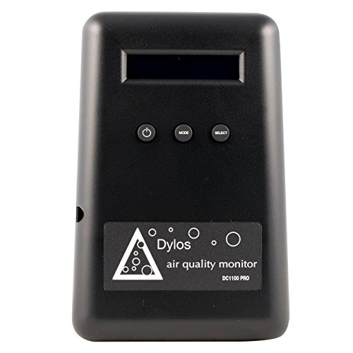 Dylos DC1100 Pro Air Quality Monitor (Air Quality Monitoring)