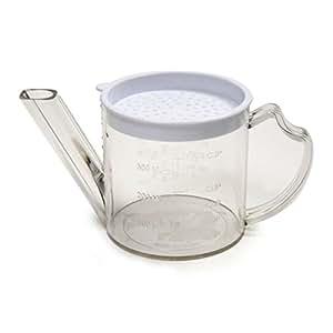 Gravy Measurer Fat Separator Strainer 1-3/4 cup