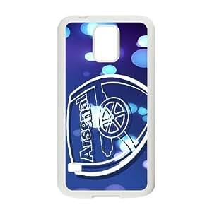 UK-Cherry ?Arsenal Emblem series For Samsung Galaxy S5 I9600 Csaes phone Case THQ138585