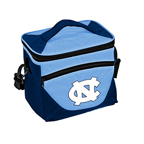 Logo Brands NCAA North Carolina Halftime Lunch Cooler Bag North Carolina Bag