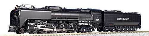 Kato 12605-4 UP FEF-3 Steam Locomotive N Scale #838 for sale  Delivered anywhere in USA