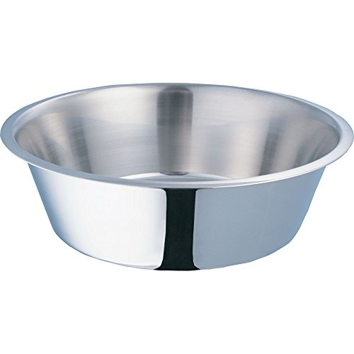 1 pint stainless steel bowl - 4