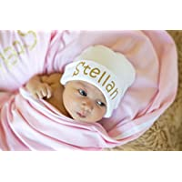 Personalized Baby Girl Hat