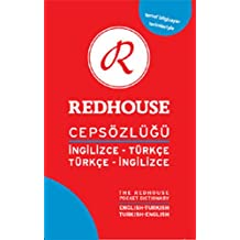 The Redhouse Pocket English-Turkish & Turkish-English Dictionary