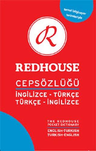 The Redhouse Pocket English Turkish And Turkish English Dictionary  İngilizce Türkçe Türkçe İngilizce