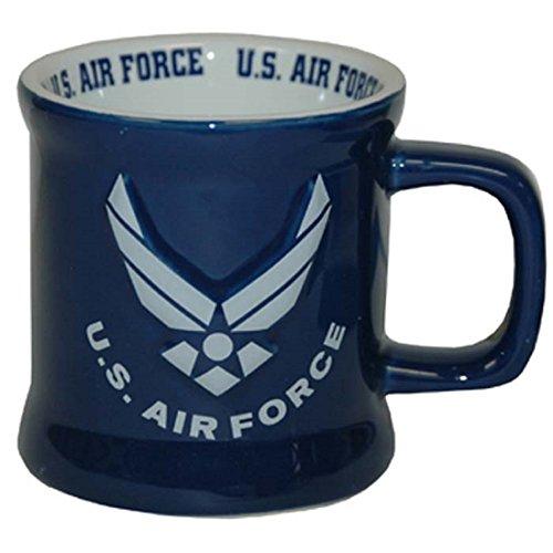 Jenkins Enterprises United States Air Force Ceramic Relief - Air Mug Coffee Force