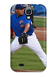1107743K391610202 chicago cubs MLB Sports & Colleges best Samsung Galaxy S4 cases