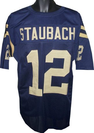 roger-staubach-unsigned-navy-tb-custom-stitched-football-jersey-xl