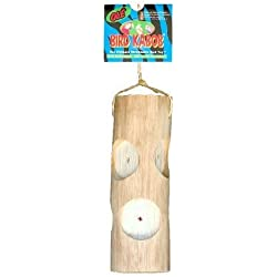Wesco Pet Ole Bird Kabob Shreddable Bird Toy New