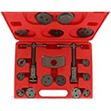ABN Precision Brake Caliper Wind Back Tool Set - 18 Piece