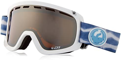Dragon Alliance D1 OTG Onus Ski Goggles, White