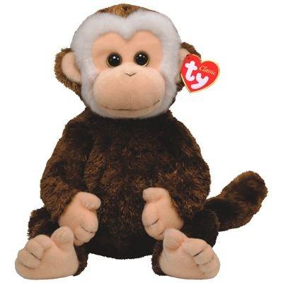 TY Classic - Hoodwink - Brown Monkey