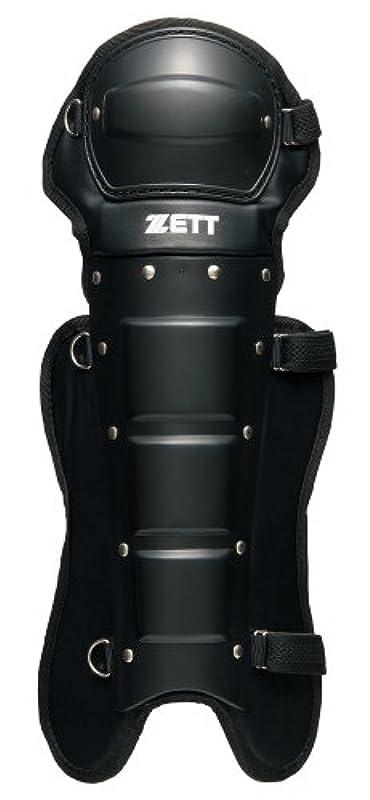 ZETT 야구 심판용 정강이 보호대 BLL113A