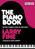 The Piano Book, Larry Fine, 1929145012