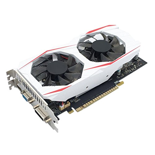 GTX750TI 2GB GDDR5 192bit VGA DVI HDMI Graphics Card W/Fan For NVIDIA GeForce by QingFan