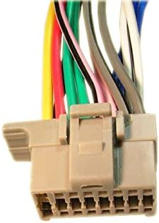 ALPINE IVE-W530 Player Wiring Harness Plug