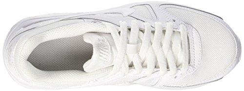 Nike Air Max Command Flex (GS), Zapatillas Para Niños Blanco (White / White /  White)