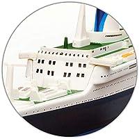 Norway 1:1250 Schiffsmodell Maßstab 1:1250 Fertigmodell Die-Cast Metall