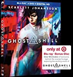 Ghost in the Shell Target Exclusive Edition Bluray
