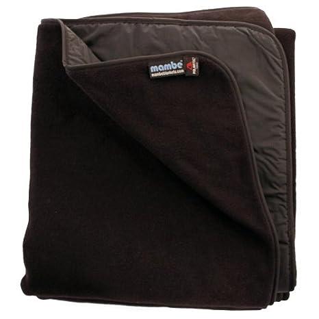 Camping Blanket Stadium Blanket Premium Stuff Sack Made in The USA Mambe Extreme Weather 100/% Waterproof//Windproof Outdoor Blanket