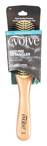 Evolve Knot Free Detangle Brush