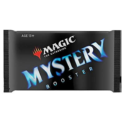 Magic The Gathering MTG Mystery Booster Display Box - 24 Packs of 15 Cards Each: Toys & Games