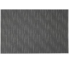 Grey Print Schroeder /& Tremayne Inc. Envision Home 596901 Heat-Resistant Printed Trivet Mat 11 x 17