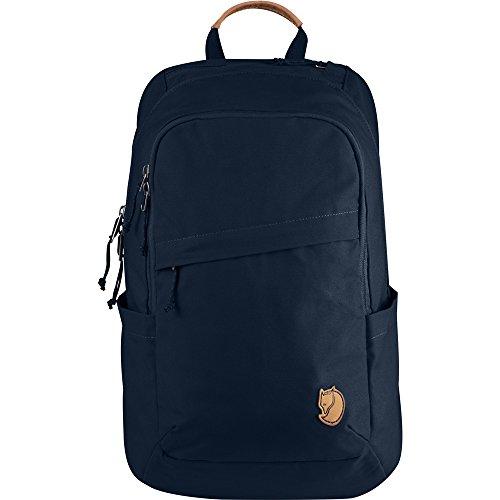 """Fjallraven - Raven 20 Backpack, Fits 15"""" Laptops, Navy from Fjallraven"""