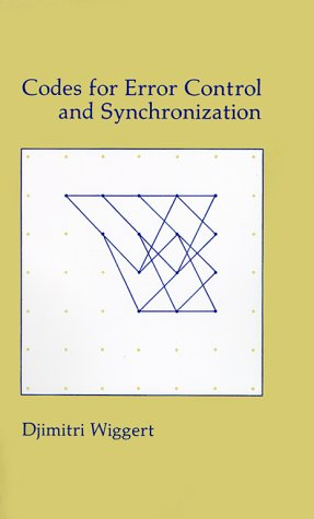 Codes for Error Control and Synchronization (Artech House Communication & Electronic Defense Library) by Brand: Artech House Publishers