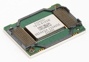 Mitsubishi 276P595010 DLP Chip, Model: 276P595010