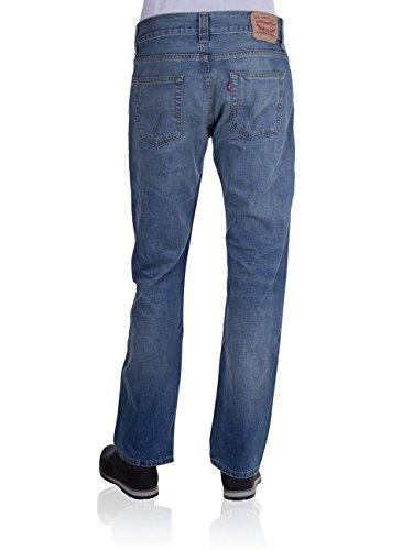 Calaveras Uomo Levi's Original da Fit Blue 501 Jeans nrRCTqR0w