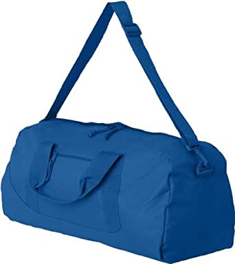 Liberty Bags Game Day Large Square Duffel OS ROYAL