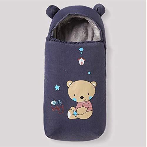 Bulawlly Mothercare Cochecito de nino del bebe Saco Universal Cochecito de bebe Lana Forrada Snuggly Saco Conector Universal para sillas de Paseo de los cochecitos de los cochecitos de nino,Gris