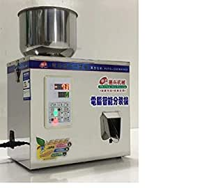 Hanchen Tea Packing Machine Tablet Weighing Machine Granule Packing Machine Powder Packing Machine 2-50G
