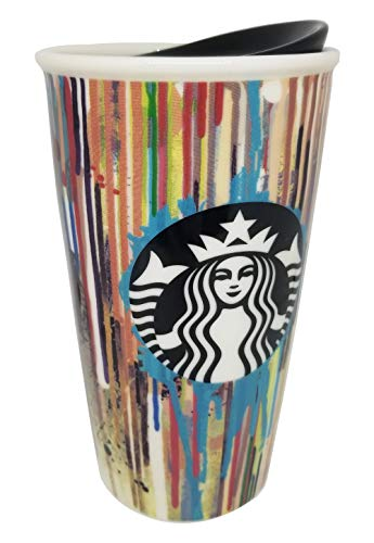 Starbucks double wall Ceramic Travel Mug